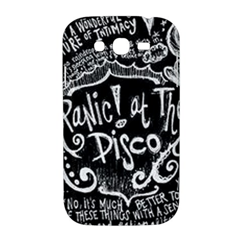 Panic ! At The Disco Lyric Quotes Samsung Galaxy Grand DUOS I9082 Hardshell Case