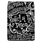 Panic ! At The Disco Lyric Quotes Flap Covers (L)  Front
