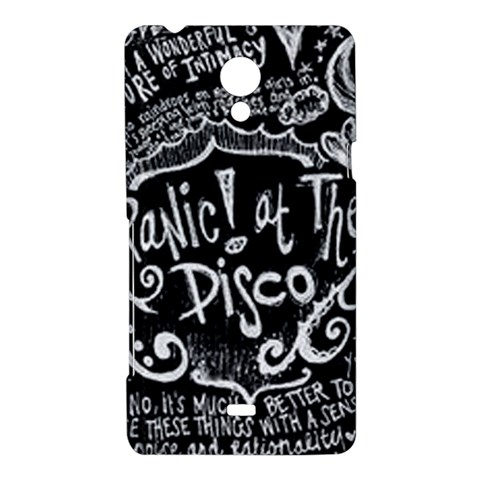 Panic ! At The Disco Lyric Quotes Sony Xperia T