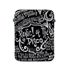 Panic ! At The Disco Lyric Quotes Apple iPad 2/3/4 Protective Soft Cases
