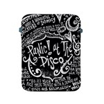 Panic ! At The Disco Lyric Quotes Apple iPad 2/3/4 Protective Soft Cases Front