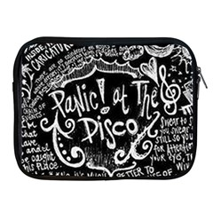Panic ! At The Disco Lyric Quotes Apple Ipad 2/3/4 Zipper Cases