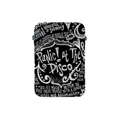 Panic ! At The Disco Lyric Quotes Apple iPad Mini Protective Soft Cases