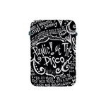 Panic ! At The Disco Lyric Quotes Apple iPad Mini Protective Soft Cases Front