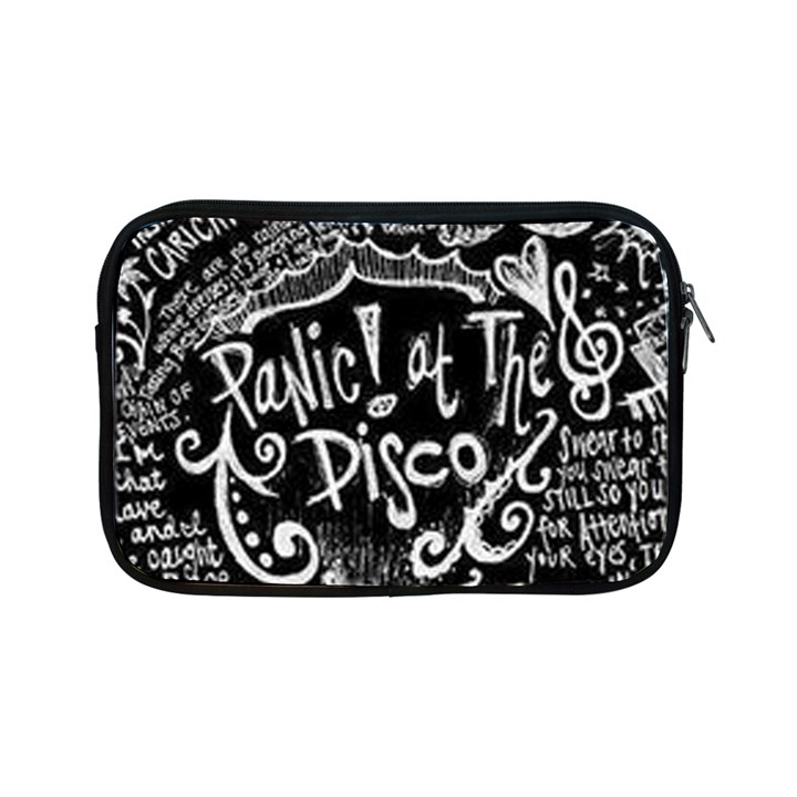 Panic ! At The Disco Lyric Quotes Apple iPad Mini Zipper Cases