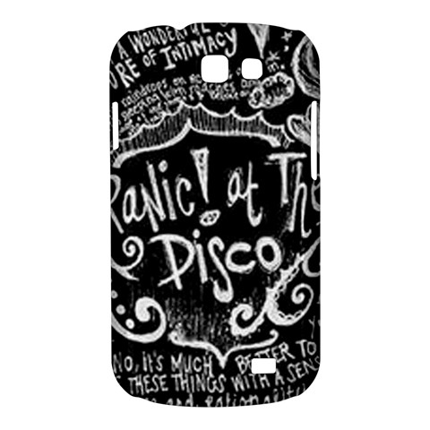 Panic ! At The Disco Lyric Quotes Samsung Galaxy Express I8730 Hardshell Case
