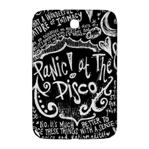 Panic ! At The Disco Lyric Quotes Samsung Galaxy Note 8.0 N5100 Hardshell Case