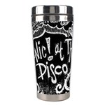 Panic ! At The Disco Lyric Quotes Stainless Steel Travel Tumblers Center