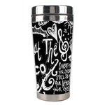 Panic ! At The Disco Lyric Quotes Stainless Steel Travel Tumblers Right