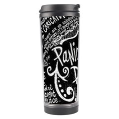 Panic ! At The Disco Lyric Quotes Travel Tumbler