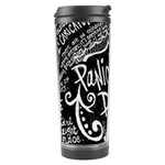 Panic ! At The Disco Lyric Quotes Travel Tumbler Left