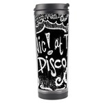 Panic ! At The Disco Lyric Quotes Travel Tumbler Center