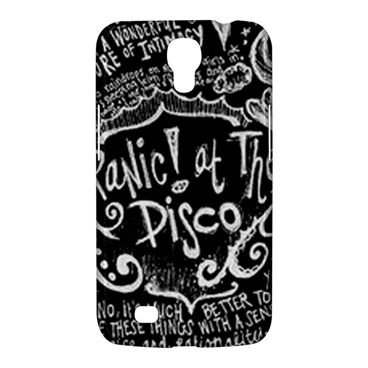 Panic ! At The Disco Lyric Quotes Samsung Galaxy Mega 6.3  I9200 Hardshell Case