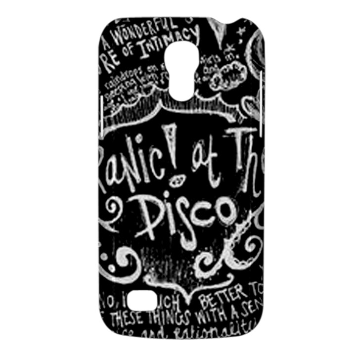 Panic ! At The Disco Lyric Quotes Galaxy S4 Mini