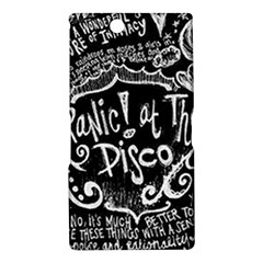 Panic ! At The Disco Lyric Quotes Sony Xperia Z Ultra