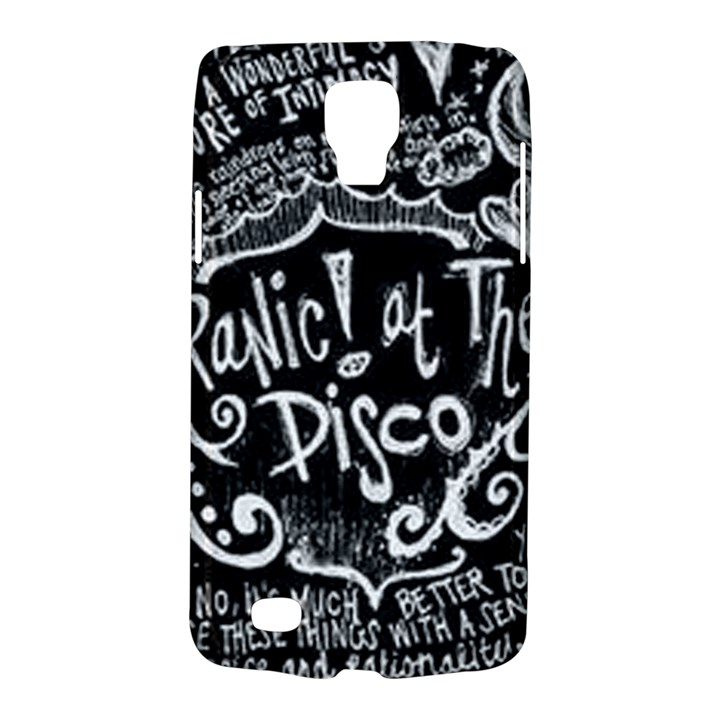 Panic ! At The Disco Lyric Quotes Galaxy S4 Active