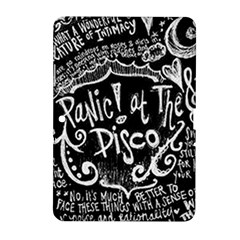 Panic ! At The Disco Lyric Quotes Samsung Galaxy Tab 2 (10 1 ) P5100 Hardshell Case