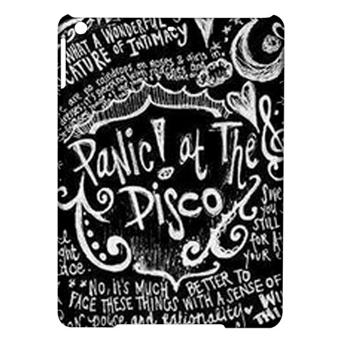 Panic ! At The Disco Lyric Quotes iPad Air Hardshell Cases