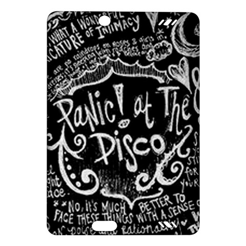 Panic ! At The Disco Lyric Quotes Amazon Kindle Fire HD (2013) Hardshell Case