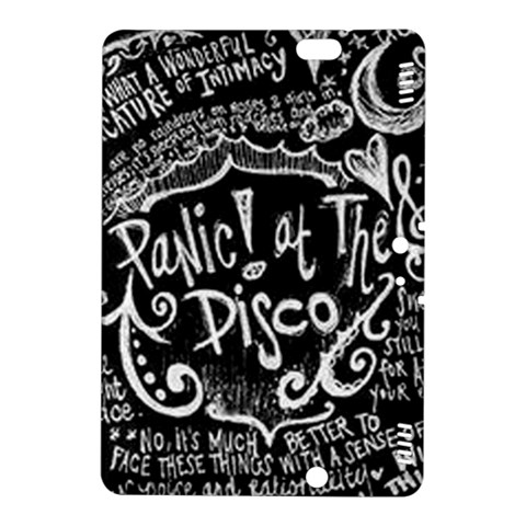 Panic ! At The Disco Lyric Quotes Kindle Fire HDX 8.9  Hardshell Case