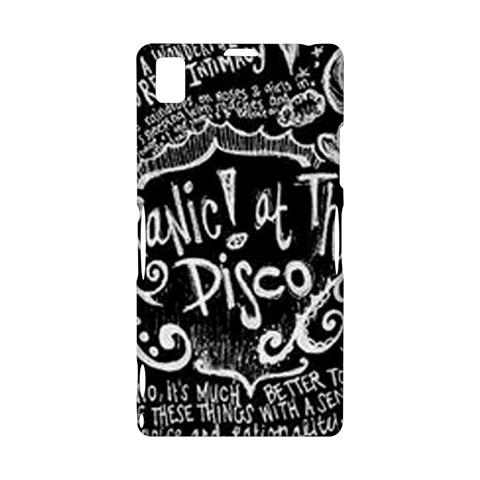 Panic ! At The Disco Lyric Quotes Sony Xperia Z1