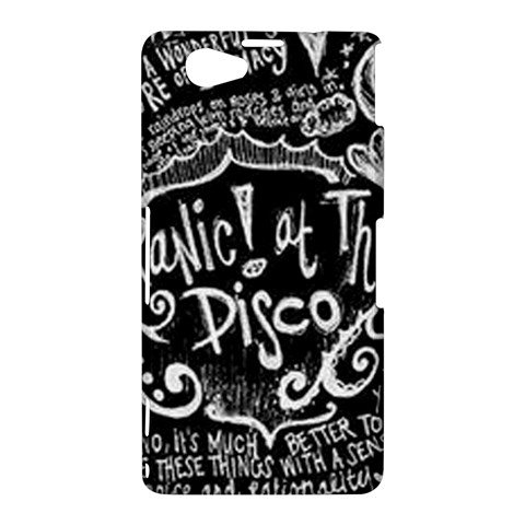 Panic ! At The Disco Lyric Quotes Sony Xperia Z1 Compact