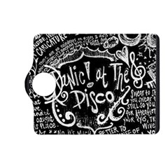 Panic ! At The Disco Lyric Quotes Kindle Fire HD (2013) Flip 360 Case