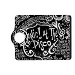 Panic ! At The Disco Lyric Quotes Kindle Fire HD (2013) Flip 360 Case Front