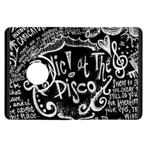 Panic ! At The Disco Lyric Quotes Kindle Fire HDX Flip 360 Case