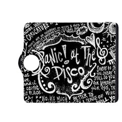 Panic ! At The Disco Lyric Quotes Kindle Fire HDX 8.9  Flip 360 Case