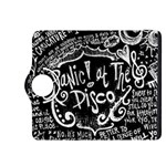 Panic ! At The Disco Lyric Quotes Kindle Fire HDX 8.9  Flip 360 Case Front