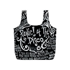 Panic ! At The Disco Lyric Quotes Full Print Recycle Bags (s)