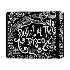 Panic ! At The Disco Lyric Quotes Samsung Galaxy Tab Pro 8 4  Flip Case
