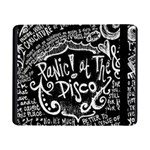 Panic ! At The Disco Lyric Quotes Samsung Galaxy Tab Pro 8.4  Flip Case Front