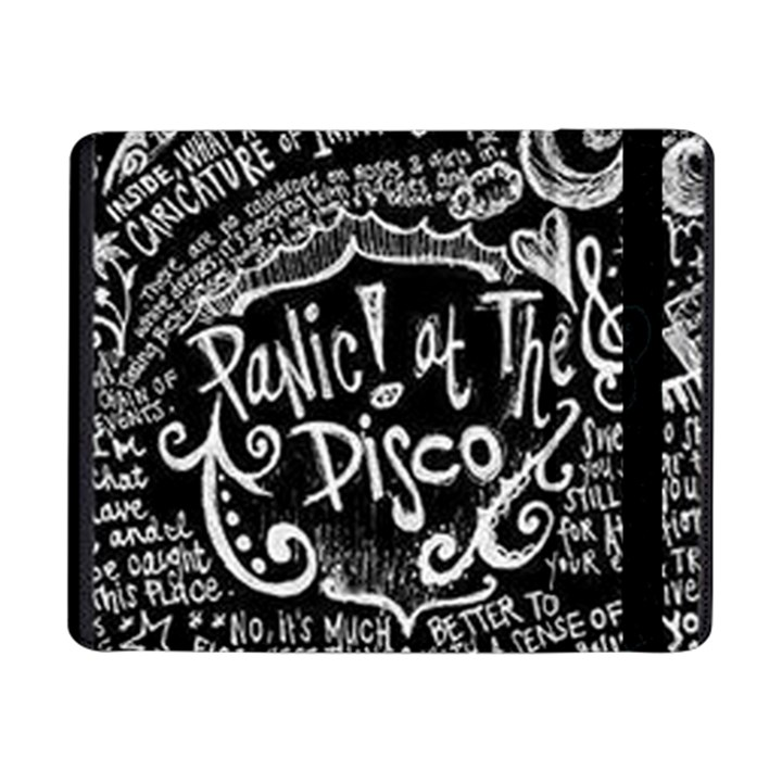 Panic ! At The Disco Lyric Quotes Samsung Galaxy Tab Pro 8.4  Flip Case