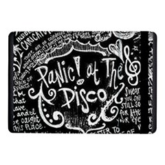 Panic ! At The Disco Lyric Quotes Samsung Galaxy Tab Pro 10.1  Flip Case