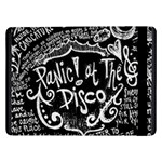 Panic ! At The Disco Lyric Quotes Samsung Galaxy Tab Pro 12.2  Flip Case Front