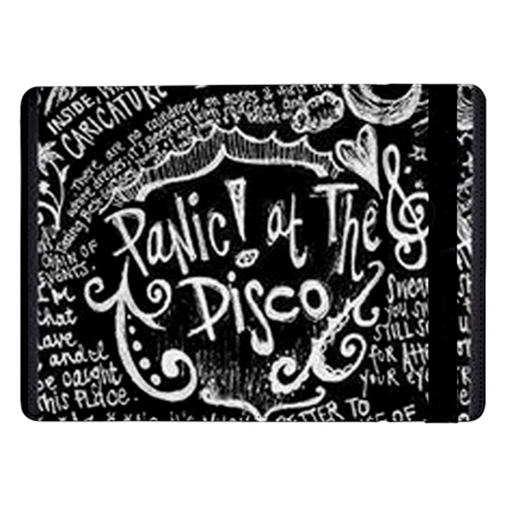 Panic ! At The Disco Lyric Quotes Samsung Galaxy Tab Pro 12.2  Flip Case