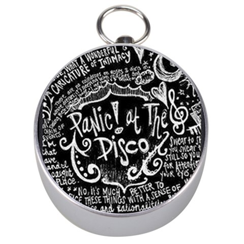 Panic ! At The Disco Lyric Quotes Silver Compasses
