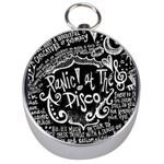 Panic ! At The Disco Lyric Quotes Silver Compasses Front