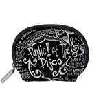 Panic ! At The Disco Lyric Quotes Accessory Pouches (Small)  Front
