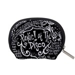 Panic ! At The Disco Lyric Quotes Accessory Pouches (Small)  Back