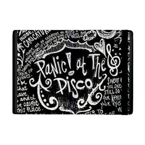 Panic ! At The Disco Lyric Quotes iPad Mini 2 Flip Cases