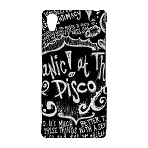 Panic ! At The Disco Lyric Quotes Sony Xperia Z2