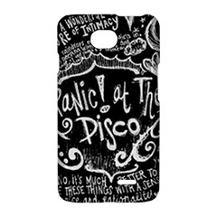 Panic ! At The Disco Lyric Quotes LG Optimus L70