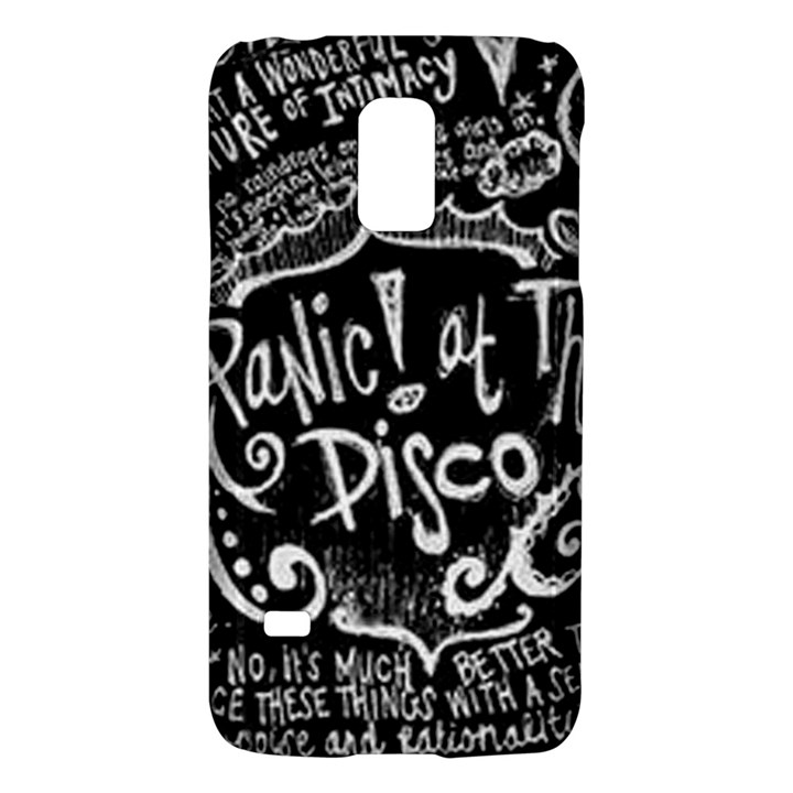 Panic ! At The Disco Lyric Quotes Galaxy S5 Mini