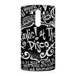 Panic ! At The Disco Lyric Quotes LG G3 Back Case Front