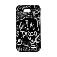 Panic ! At The Disco Lyric Quotes LG L90 D410