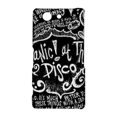 Panic ! At The Disco Lyric Quotes Sony Xperia Z3 Compact