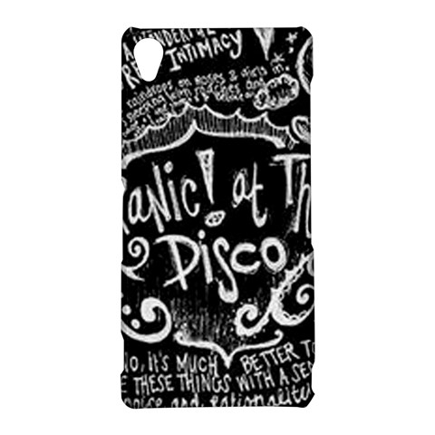 Panic ! At The Disco Lyric Quotes Sony Xperia Z3